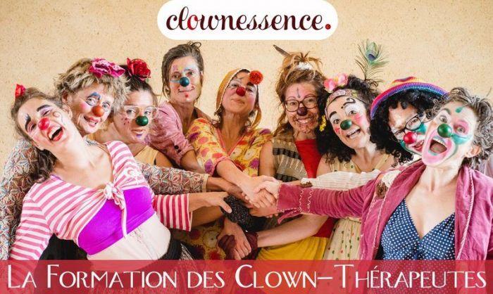 La Formation des Clown-Thérapeutes