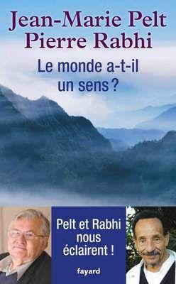Jean-Marie Pelt, livre